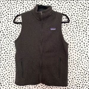 Patagonia | Better sweater vest black M